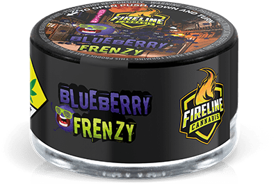 Blueberry Frenzy Concentrate Marijuana Weed Pot Flower Bud