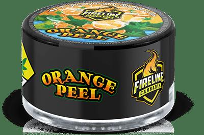 Orange Peel Concentrate Marijuana Weed Pot Flower Bud