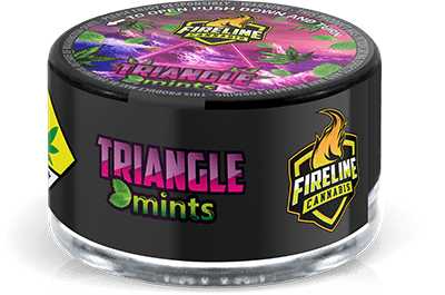 Triangle Mints Concentrate Marijuana Weed Pot Flower Bud