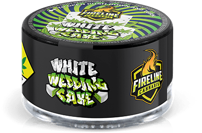 White Wedding Cake Concentrate Concentrate Marijuana Weed Pot Flower Bud