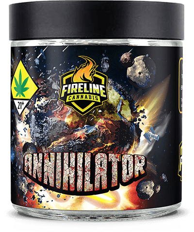Annihilator Marijuana Weed Pot Flower Bud