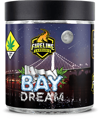 Bay Dream Marijuana Weed Pot Flower Bud