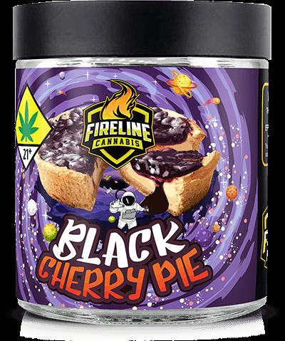 Black Cherry Pie Marijuana Weed Pot Flower Bud