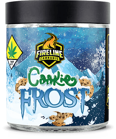Cookie Frost Marijuana Weed Pot Flower Bud