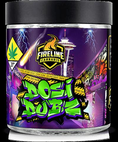 Dosi Dubz Marijuana Weed Pot Flower Bud