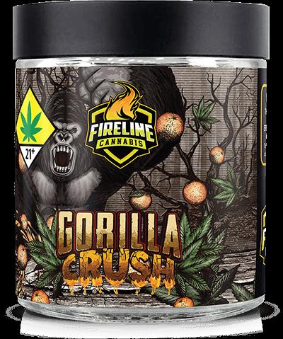 Gorilla Crush Marijuana Weed Pot Flower Bud