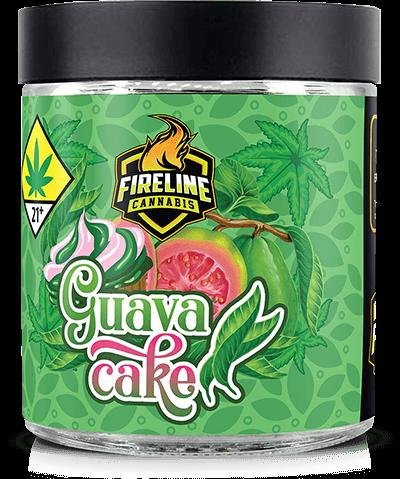 Guava Cake Marijuana Weed Pot Flower Bud