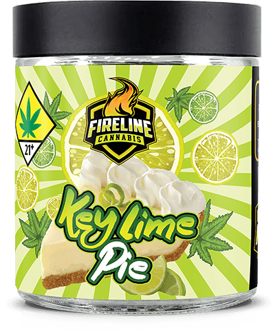 Key Lime Pie Marijuana Weed Pot Flower Bud