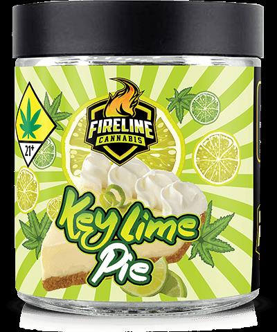 Key Lime Pie Marijuana Weed Pot Flower Bud